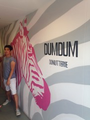 Boxpark's Dumdum Donutterie.