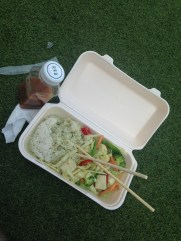 Green Curry from Boxpark's Thai & Lao Street Food.
