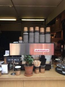 Allpress Espresso on Redchurch Street.