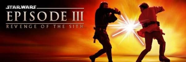 Movie, Star Wars Episode III: Revenge of the Sith(美國, 2005) / 星際大戰三部曲:西斯大帝的復仇(台灣) / 星球大战前传:西斯的复仇(中國) / 星球大戰前傳:黑帝君臨(香港), 電影海報, 美國, 橫版