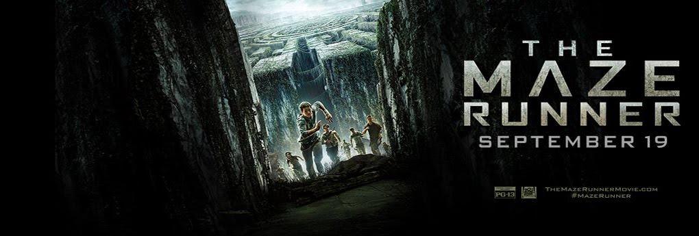 Movie, The Maze Runner(美國, 2014) / 移動迷宮(台灣.香港) / 移动迷宫(中國), 電影海報, 美國, 橫版