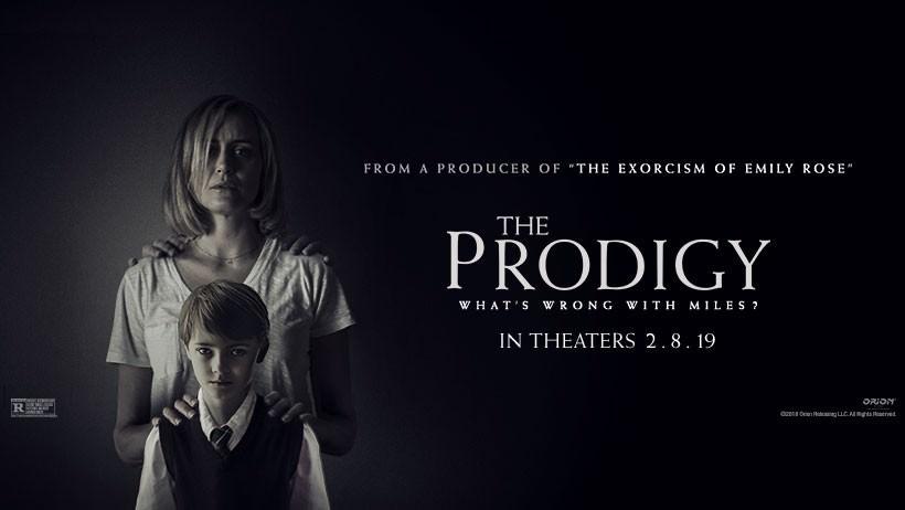 Movie, The Prodigy(美國, 2019年) / 鬼裔(台灣) / 神童(網路), 電影海報, 美國, 橫版