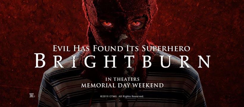Movie, Brightburn(美國, 2019年) / 靈異乍現(台灣) / 魔童(香港), 電影海報, 美國, 橫版