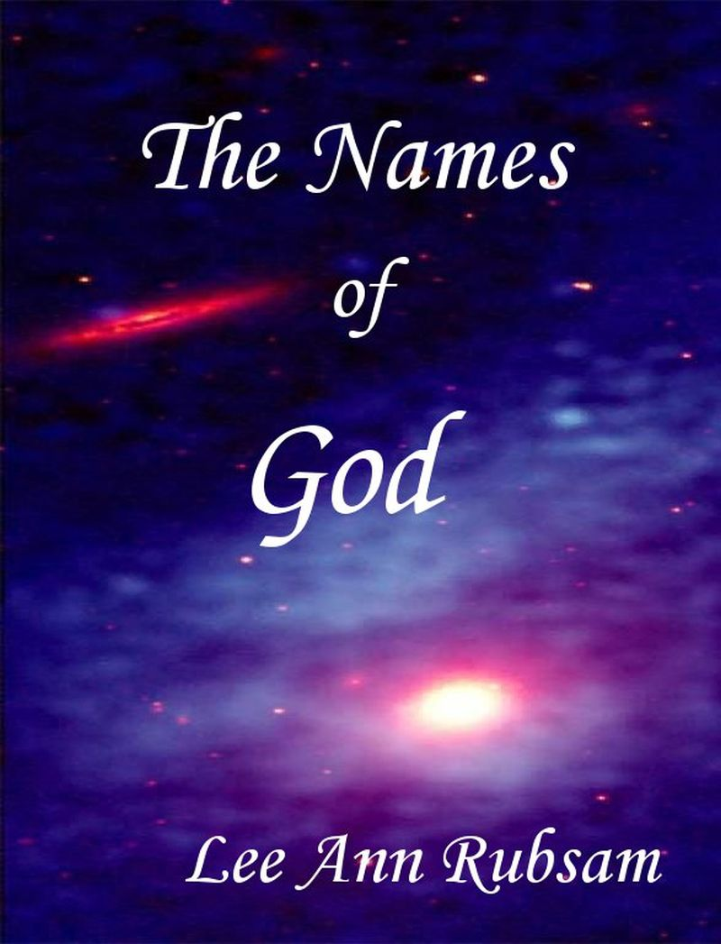 image regarding Printable List of the Names of God Pdf titled The Names of God (Absolutely free Record) Individuality Establishing For Family members