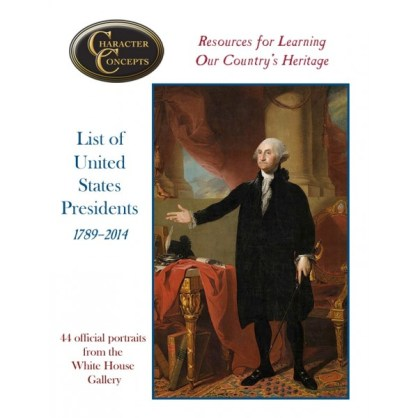 presidents charts cover