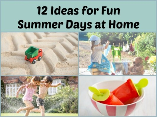 collage for summer ideas