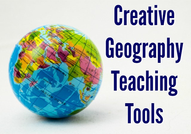 Creative Geography Teaching Tools