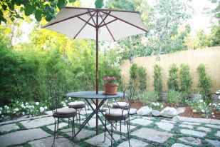 Hermon Backyard Remodel