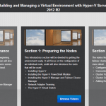 Building and Managing a Virtual Environment with Hyper-V Server 2012 R2 Video #HyperV @PacktPub @EricSiron