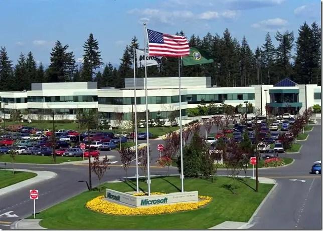 Microsoft_Redmond_Campus