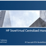 How to Upgrade #HP #StoreVirtual #VSA From V11.0 To V12.0 On #HyperV 2012 R2 Cluster? #SCVMM #VMM