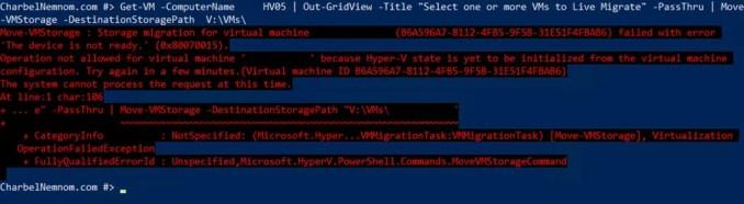 VMStorageMigration-Error0x80070015-02