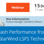StarWind News 15th December 2015 @starwindsan