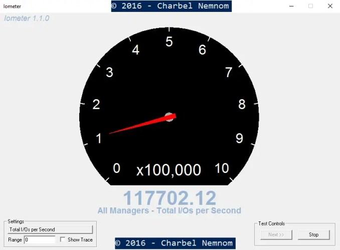 Awesome-117.000 4K IOPs in a Hyper-V VM
