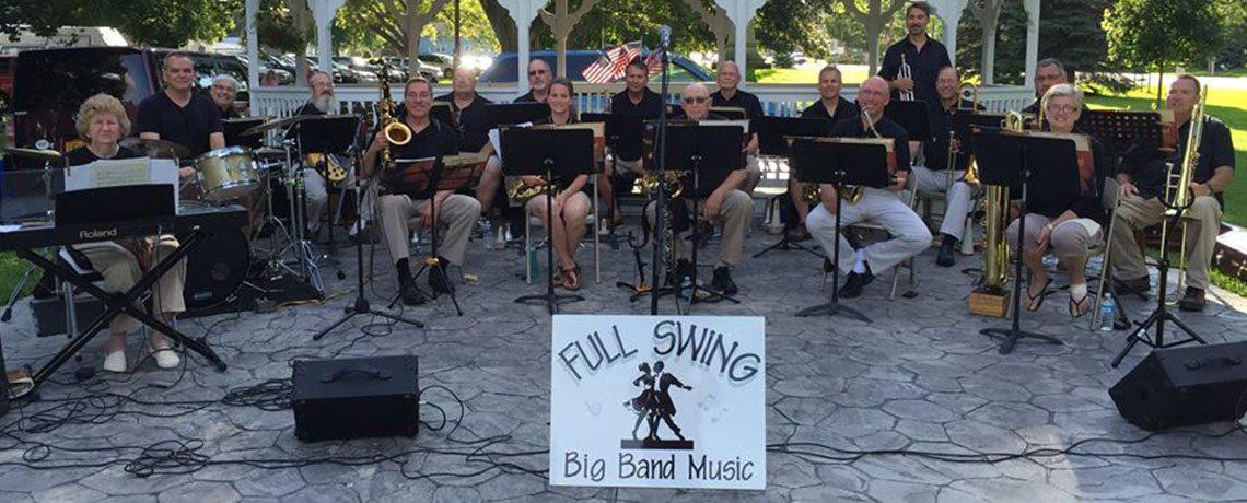 Full Swing ... {Big Band}