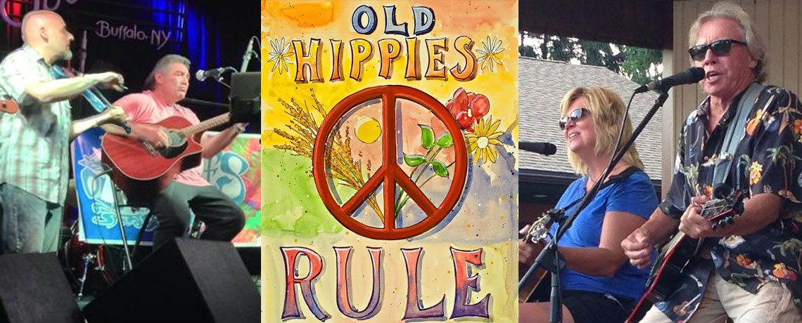 Old Hippies Reunion