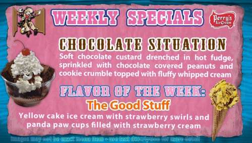 Chocolate Situation and The Good Stuff