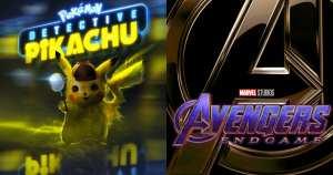 Pokemon: Detective Pikachu[PG13] w Avengers: Endgame[PG13]