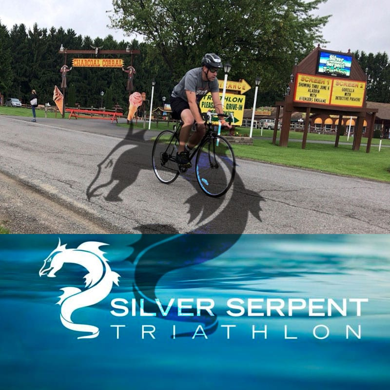 Silver Serpent Triathlon - 2nd Annual