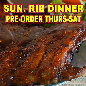 Rack of Ribs - Charcoal Corral SW BBQ