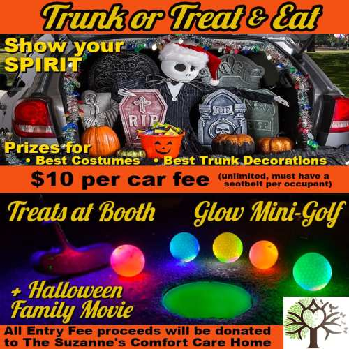 Trunk or Treat & Eat