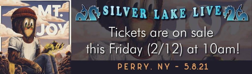 Mt. Joy - Silver Lake Live - Saturday, May 8th