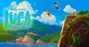 Luca from Disney PIXAR