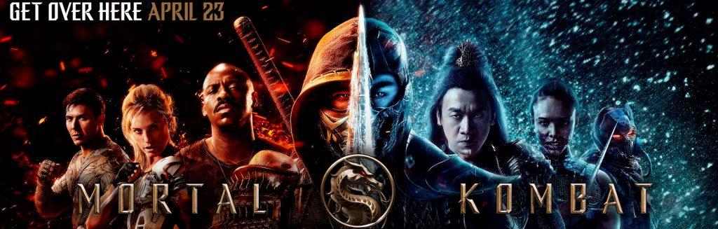 Mortal Kombat • Get Over Here April 23rd