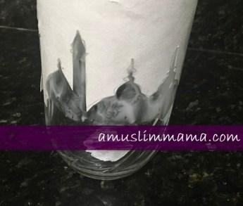 ramdan craft festive candle holder (4)