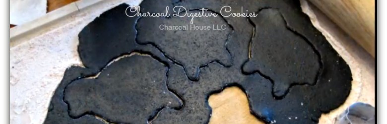 activated charcoal cookies 3 - Charcoal Digestive Cookies recipe - Slideshow