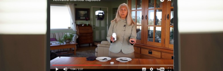 Video capsules - Video: Uses Activated Charcoal Capsules