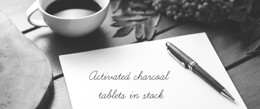 tablets in stock - Activated Charcoal Tablets in Stock