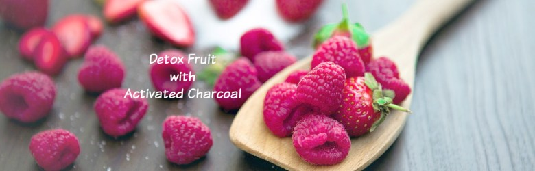 blog Detox Fruit with Activated Charcoal - Detox Fruit with Activated Charcoal - Produce Wash