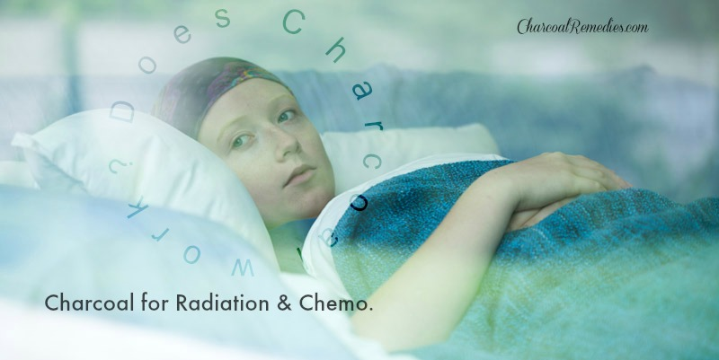 charcoal for chemo radiation 1 - Does Charcoal Work for Radiation and Chemo?