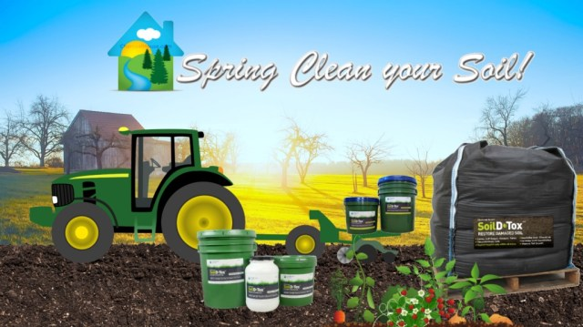 spring clean ad 1024x575 - Spring Clean your Soil and Super Sack Soil D•Tox™