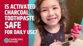Is Activated Charcoal Toothpaste Safe for Daily Use