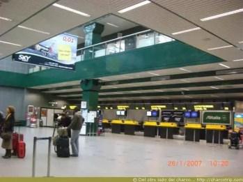 Aeropuerto Orio al Serio, Bergamo