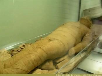 Una momia!