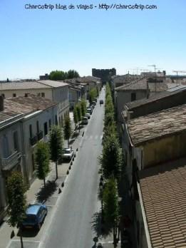 La ciudad de Aigues-Mortes