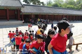 Grupos escolares Coreanos