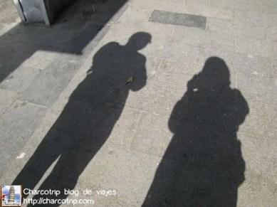 Nuestras sombras en Teheran