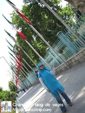 El atuendo legal en Iran