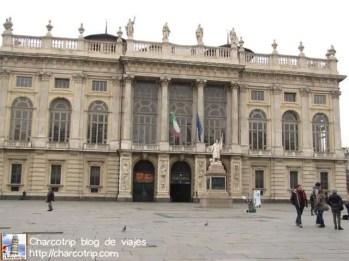 El Palazzo Madama