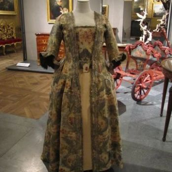 Vestimenta de los tiempos pasados