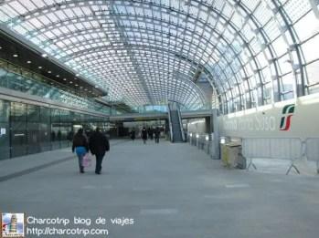Estacion Turin Porta Susa