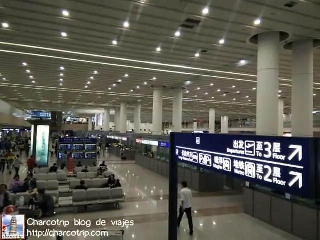 Esto es después de la parte de migración, ya estamos en China!