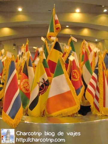 Muchas banderas