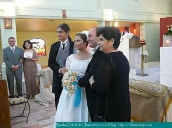 Mi mama y mi hermano / My mom and my brother / Ma mère et mon frère