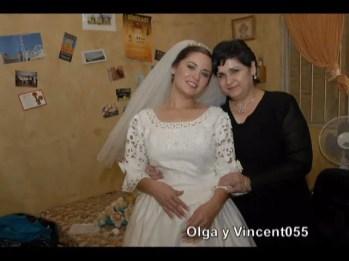 Con mi mama / With my mom / Avec ma mere