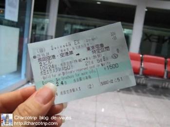 Todos los boletos del NEX tendran un asiento asignado